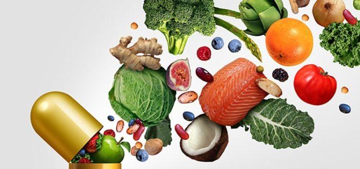 Vitamin health for older people